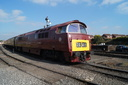 D1062 WESTERN COURIER - 2-10-15 - Kidderminster Town (Severn Valley Railway) (2)