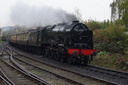 46100 ROYAL SCOT - 18-10-15 - Highley (Severn Valley Railway) (1)