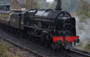 46100 ROYAL SCOT - 18-10-15 - Highley (Severn Valley Railway) (3)
