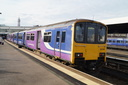 150146 (52146 + 57146) - 31-10-15 - Blackpool North