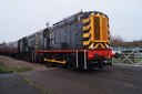 08441 + D3429 - 1-1-16 - Chasewater Heaths (Chasewater Railway) (1)