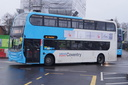4984 SL14LUA 'Edna May' - 2-1-16 - Station Square, Coventry