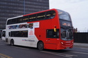 4881 BX13JVM 'Lucy' - 23-1-16 - The Priory Queensway, Birmingham