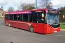 2214 YX15OZD 'Kirty' - 30-1-16 - Station Approach, Solihull, Birmingham