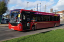 2216 YX15OZF 'Mildred' - 30-1-16 - Station Approach, Solihull, Birmingham