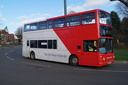 4373 BV52OAL - 30-1-16 - Station Approach, Solihull, Birmingham