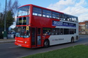 4381 BV52OAY - 30-1-16 - Station Approach, Solihull, Birmingham