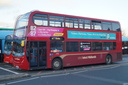 4758 BV57XKB 'Fiona' - 30-1-16 - Dudley Bus Station