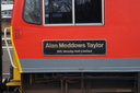 Alan Meddows Taylor MD, Mendip Rail Limited - 59202