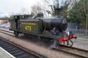 473 - 19-3-16 - East Grinstead (Bluebell Railway)