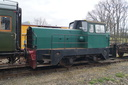 RR 10241 TH 247 - 19-3-16 - Horsted Keynes (Bluebell Railway)