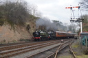 6430 + 4566 - 20-3-16 - Bewdley (Severn Valley Railway)