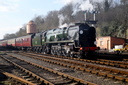34027 TAW VALLEY - 20-3-16 - Bewdley (Severn Valley Railway) (2)
