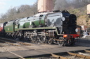 34027 TAW VALLEY - 20-3-16 - Bewdley (Severn Valley Railway)