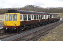 51950 + 52062 + P 1722 - 28-3-16 - Lawley Village (Telford Steam Railway)