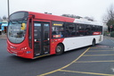 2092 BX12DCV - 26-3-16 - Dudley Bus Station