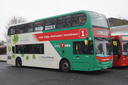 5410 BX13JOA 'Jade' - 26-3-16 - Dudley Bus Station