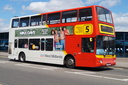 4087 V87MOA - 6-8-16 - West Bromwich Ringway, West Bromwich
