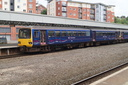 143603 (55669 + 55658) - 16-7-16 - Exeter Central