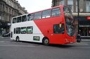 4682 BX54XPP - 19-8-16 - Nethergate, Dundee