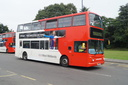 4381 BV52OAY - 27-8-16 - Station Approach, Solihull, Birmingham