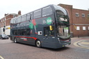 6786 SN66WCK 'Alayna Lillie' - 7-10-16 - Pipers Row, Wolverhampton