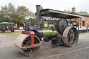 DR6525 - 8-10-16 - Quorn & Woodhouse Car Park (Great Central Railway) (1)