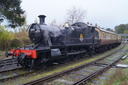 4566 - 6-11-16 - Highley (Severn Valley Railway) (2)