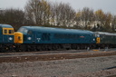 45060 SHERWOOD FORESTER - 18-11-16 - Bromsgrove