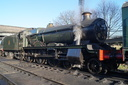6990 WITHERSLACK HALL - 2-1-17 - Loughborough Central (Great Central Railway)