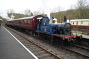 323 BLUEBELL - 25-2-17 - Consall (Churnet Valley Railway) (1)
