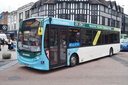 841 SN64ODT 'Catrin' - 10-6-17 - Corporation Street - Hales Street, Coventry