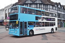 4222 Y831TOH - 10-6-17 - Corporation Street - Hales Street, Coventry