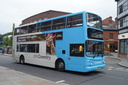 4421 BV52OCR - 10-6-17 - Trinity Street, Coventry