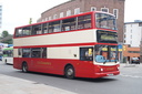 4453 BJ03EVC - 10-6-17 - Trinity Street, Coventry