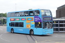 4767 BV57XKL 'Tara Karina' - 10-6-17 - Coventry Pool Meadow Bus Station