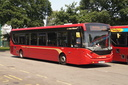 2244 YX65PXK 'Willow' - 17-6-17 - Station Approach, Solihull, Birmingham