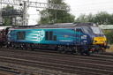 68025 Superb - 21-7-17 - Stafford