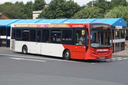 804 BX62SFJ - 22-7-17 - Dudley Bus Station