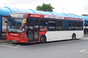 811 BX62SNF - 22-7-17 - Dudley Bus Station