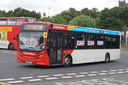 819 BX62SXD - 22-7-17 - Dudley Bus Station