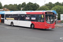 2083 BX12DBO - 22-7-17 - Dudley Bus Station