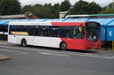 2084 BX12DBU - 22-7-17 - Dudley Bus Station