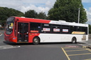 2100 BX12DDL - 22-7-17 - Dudley Bus Station