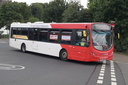 2101 BX12DDN - 22-7-17 - Dudley Bus Station