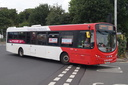 2105 BX12DDY - 22-7-17 - Dudley Bus Station