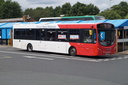 2106 BX12DDZ - 22-7-17 - Dudley Bus Station
