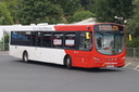 2110 BX12DFD - 22-7-17 - Dudley Bus Station