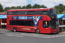 3304 SL16YPO 'Alicia Lillian' - 22-7-17 - Dudley Bus Station