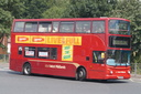 4433 BJ03EUB - 22-7-17 - Dudley Bus Station